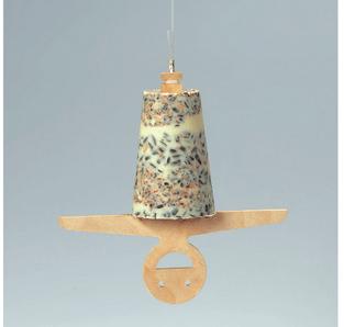 Bastelt e Bunjee-Jumper fir d'Villercher ze fidderen