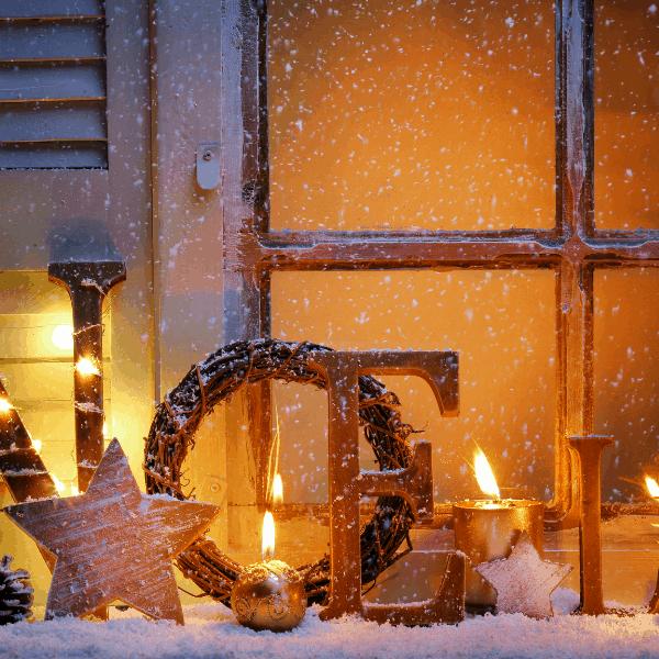 Les fenêtres décorées «Adventsfënsteren 2020» – Voici le parcours